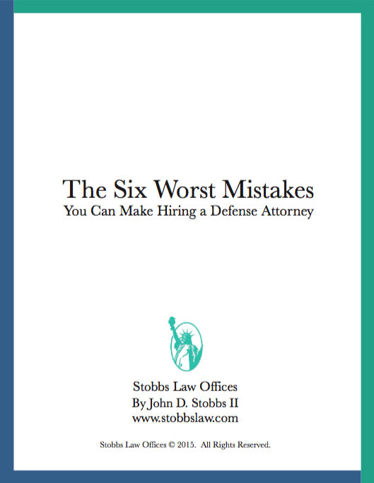The Six Worst Mistakes You Can Make When Hiring an Attorney