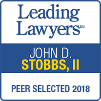 2018 Leading Lawyer - John Stobbs